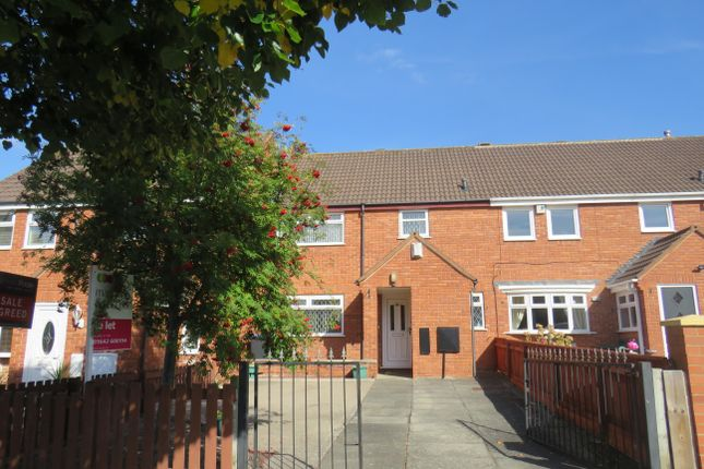 Thumbnail Terraced house to rent in Lingfield Ash, Coulby Newham, Middlesbrough