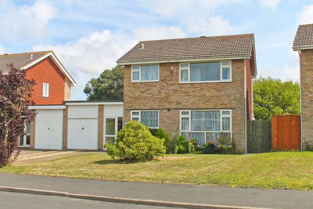 Thumbnail Detached house for sale in Charles Road, Cowes