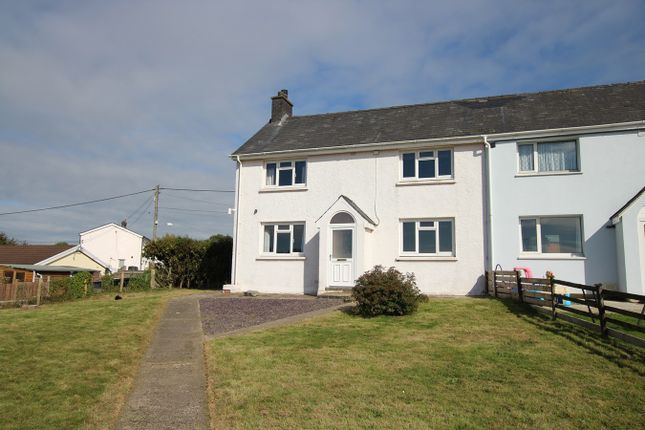 Thumbnail Semi-detached house for sale in 4 Bron Llethi, Llanarth