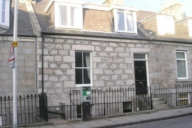 Thumbnail Terraced house to rent in Springbank Terrace, Ferryhill, Aberdeen