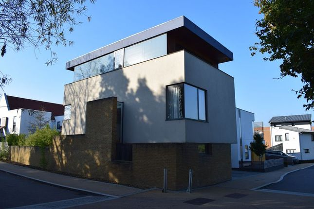 Thumbnail Detached house for sale in Great Auger Street, Newhall, Essex