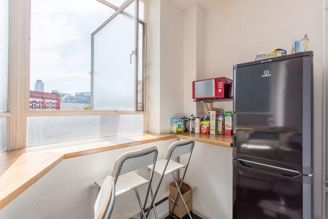 Communal Kitchen of Club Row, London E1
