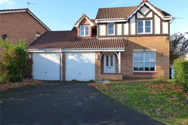Thumbnail Detached house for sale in Hillbrook Drive, Walton, Liverpool, Merseyside