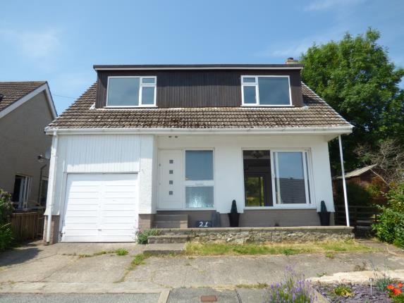 Thumbnail Detached house for sale in Fern Hill, Benllech, Tyn-Y-Gongl, Anglesey
