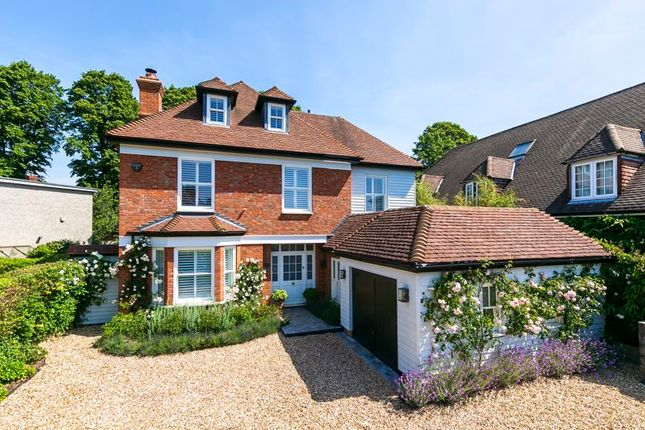 Thumbnail Detached house for sale in Vine Road, East Molesey