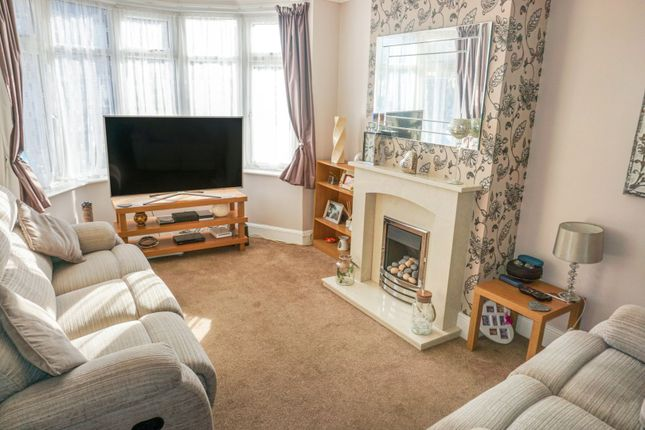 Thumbnail Terraced house for sale in Hastings Avenue, Gosport