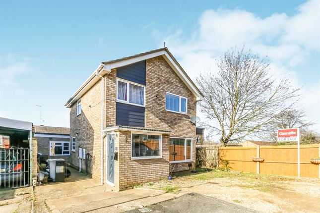 Thumbnail Detached house for sale in Douglas Court, Kettering