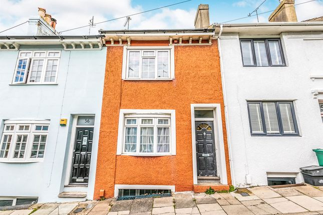 Thumbnail Terraced house for sale in Jersey Street, Brighton