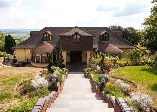 Thumbnail Detached house for sale in Cadbury Camp Lane, Bristol, North Somerset