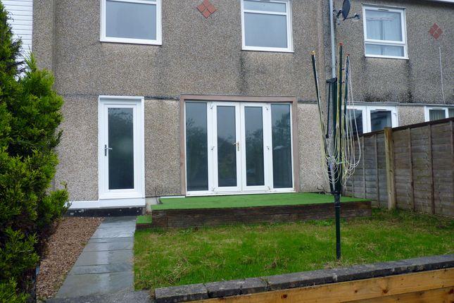 Rear Aspects of Larch Drive, Greenhills, East Kilbride G75