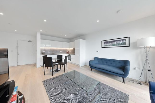 2 bed flat for sale in 21 Schooner Road, Royal Wharf E16
