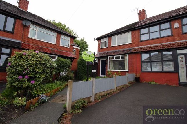 2 bed semi-detached house to rent in Westfield Avenue, Middleton, Manchester M24