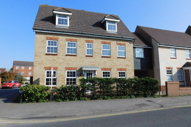 Thumbnail Link-detached house for sale in House Lane, Arlesey, Beds