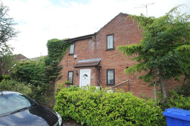 Thumbnail Maisonette to rent in Bridestowe Close, Stoke-On-Trent