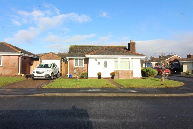 Thumbnail Bungalow for sale in Bryn Rhosyn, Merthyr Road, Tredegar, Blaenau Gwent. Np23.