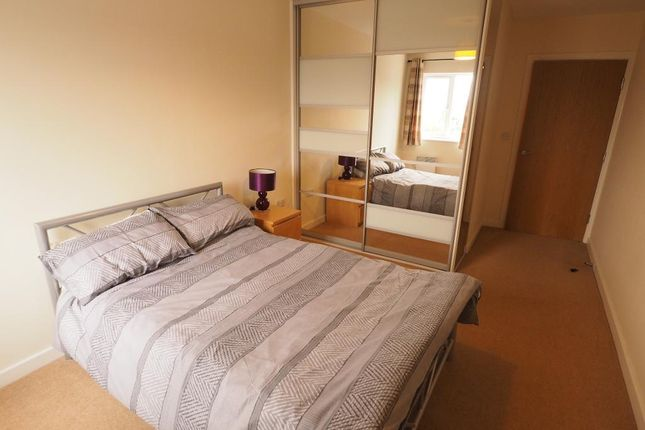 Bedroom of Old Harbour Court, Old Town, Hull HU2
