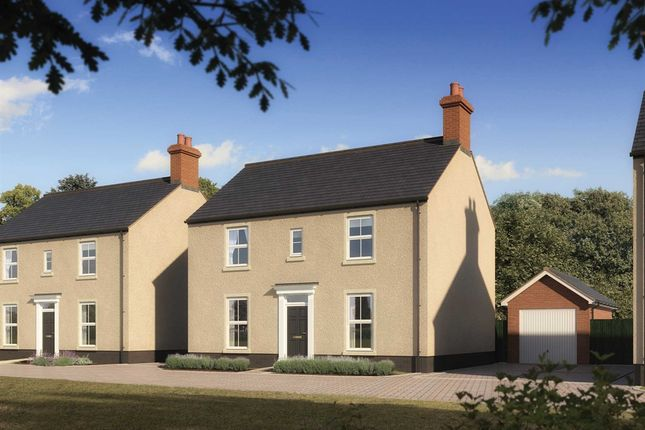 """Thumbnail Detached house for sale in """"The Newgale"""" at Trem Y Coed, St. Fagans, Cardiff"""
