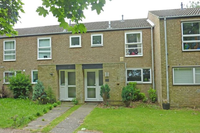 Thumbnail Terraced house for sale in Caling Croft, New Ash Green, Longfield