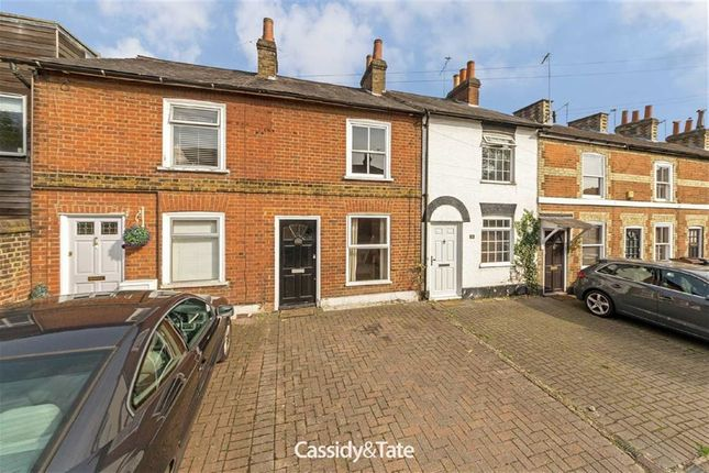 Thumbnail Terraced house to rent in Lattimore Road, St Albans, Hertfordshire