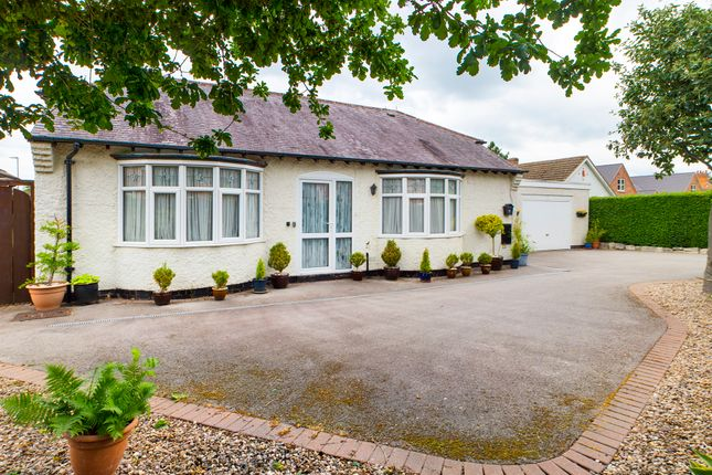 Thumbnail Bungalow for sale in Forest Road, Narborough, Leicester, Leicestershire