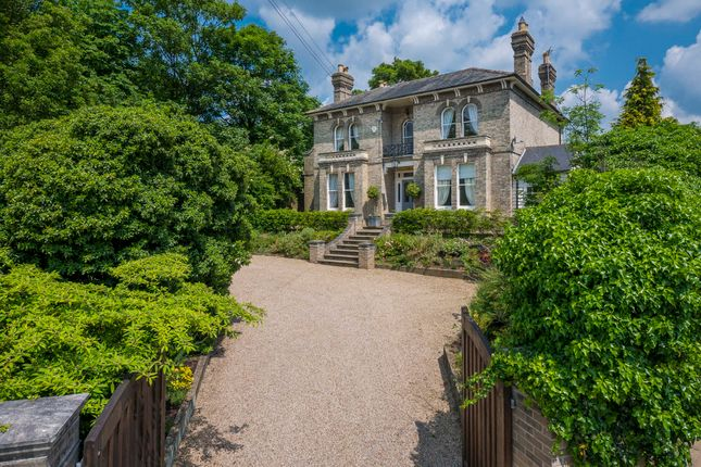 5 bed detached house for sale in Kings Hill, Great Cornard, Sudbury