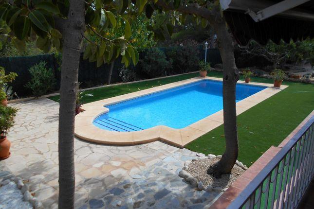 3 bed villa for sale in La Nucia