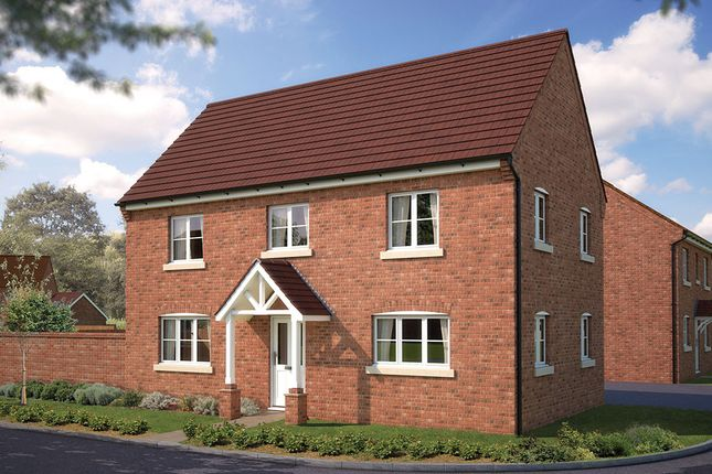 "Thumbnail Detached house for sale in ""The Moreton"" at Coupland Road, Selby"
