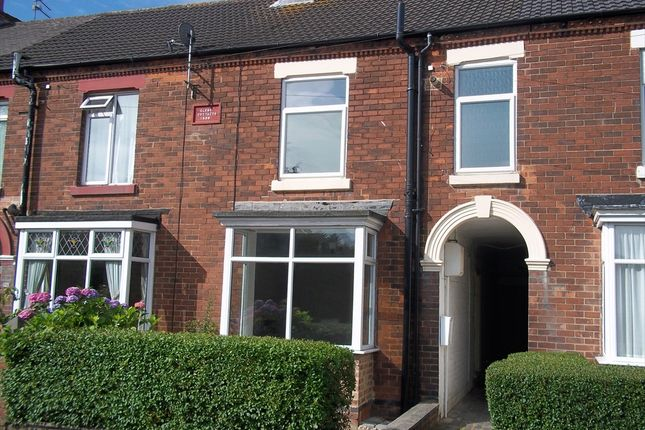 Thumbnail Terraced house to rent in Gresleywood Road, Church Gresley