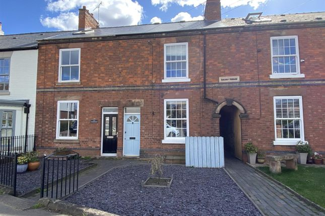 3 bed terraced house to rent in Station Road, Melbourne, Derby DE73