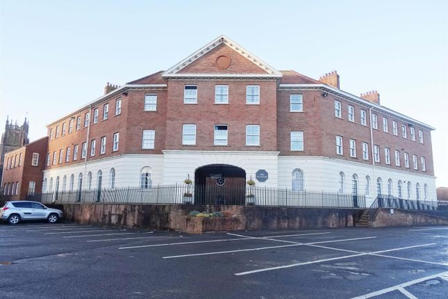 Thumbnail Flat to rent in The Octagon, Taunton