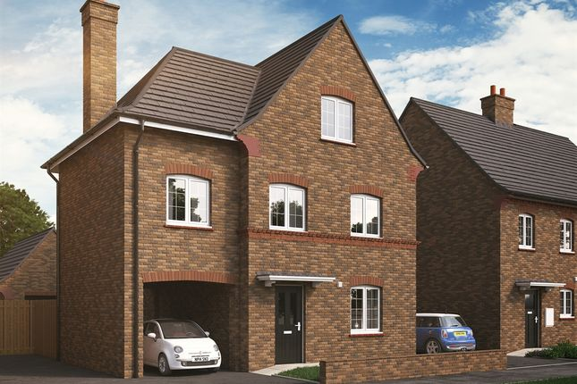 "Thumbnail Detached house for sale in ""The Oakley"" at Kiln Drive, Stewartby, Bedford"