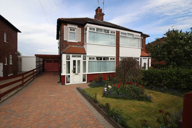 Semi-detached house for sale in The Oval, Leeds