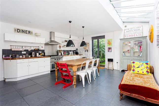 Thumbnail Property to rent in Wakeman Road, Kensal Rise, London