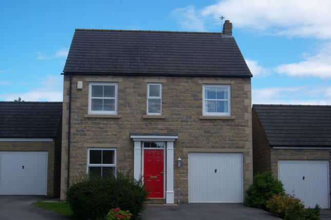 Thumbnail Detached house for sale in Dale Grove, Leyburn