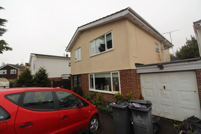 Thumbnail Detached house for sale in Silverthorne Drive, Caversham, Reading