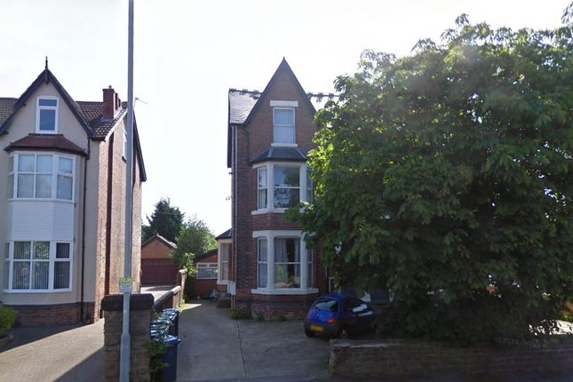 Thumbnail Flat to rent in Melton Road, West Bridgford, Nottingham