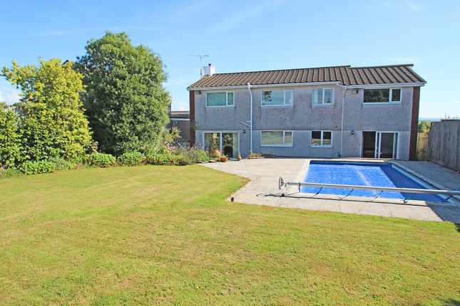 5 bed detached house for sale in Fort Austin Avenue, Crownhill, Plymouth