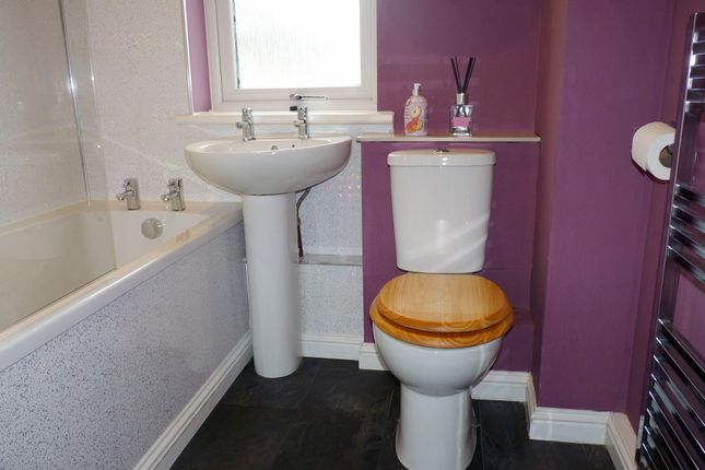 Bathroom of Aikman Place, Calderwood, East Kilbride G74