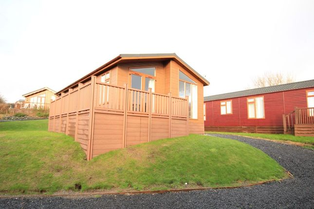 Thumbnail Bungalow for sale in Port Haverigg Holiday Village, Haverigg, Millom