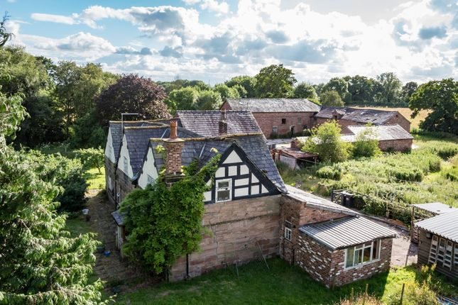 Thumbnail Barn conversion for sale in Mobberley, Knutsford