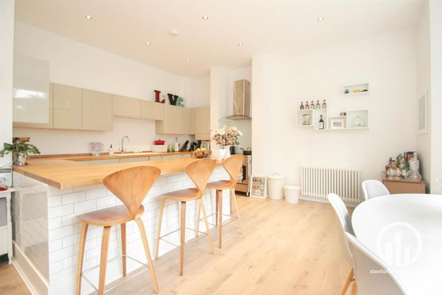 Thumbnail Flat to rent in Manor Mount, London