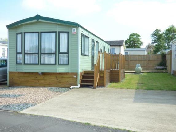 Thumbnail Mobile/park home for sale in Riverview Park, Cogenhoe, Northamptonshire, Northants
