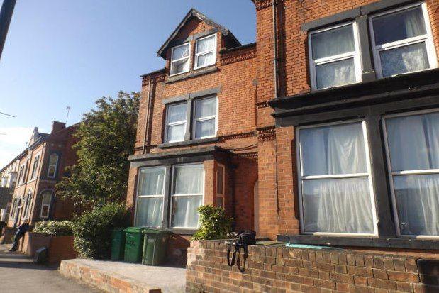 Thumbnail Studio to rent in 404 Alfreton Road, Nottingham