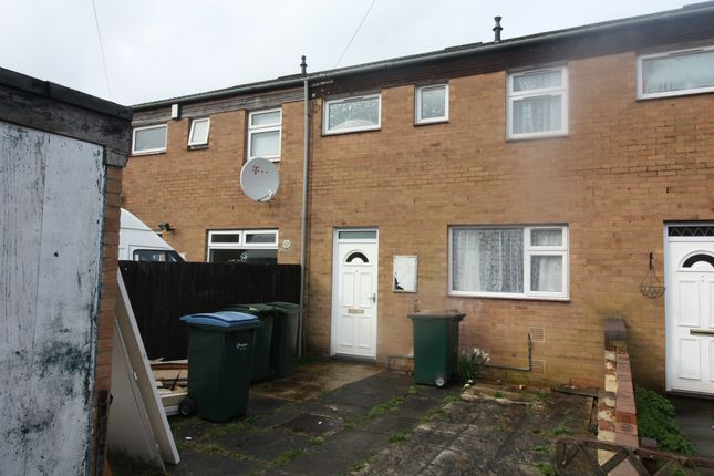 Thumbnail Terraced house to rent in Wendiburgh Street, Canley, Coventry
