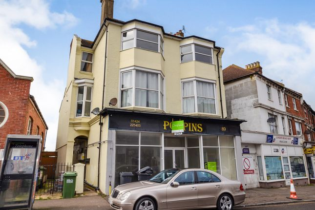 Thumbnail Flat to rent in London Road, Bexhill On Sea
