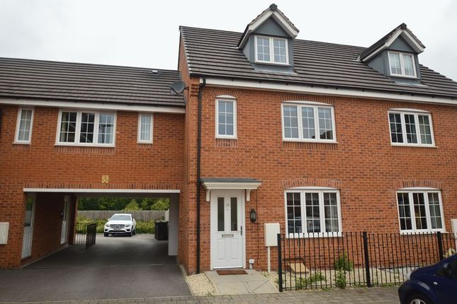 Thumbnail Terraced house to rent in Oaktree Close, Sutton-In-Ashfield