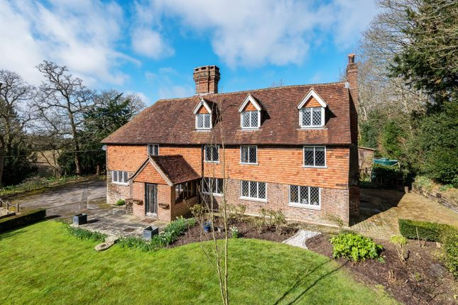 Thumbnail Detached house for sale in Lewes Road, Blackboys, Uckfield, East Sussex