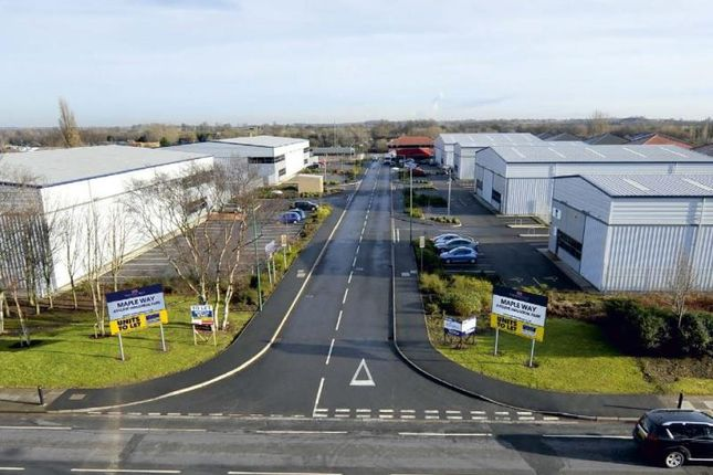 Thumbnail Industrial to let in Unit 6, Maple Way, Newton Aycliffe
