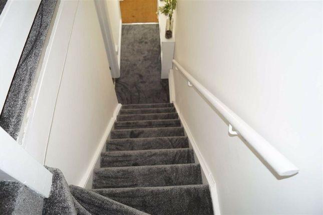 Stairs /Landing of Clarence Street, Mountain Ash CF45