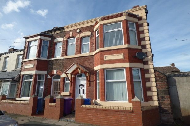 Thumbnail Property to rent in Harper Road, Walton, Liverpool